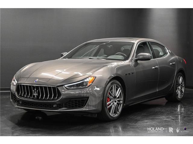 2018 Maserati Ghibli S Q4 3.0L (Stk: MP067) in Montréal - Image 1 of 30