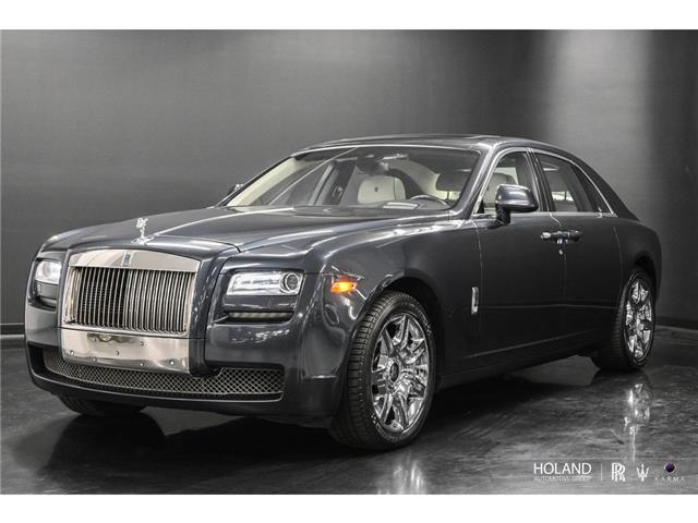 2014 Rolls-Royce Ghost  (Stk: A64021) in Montreal - Image 1 of 30