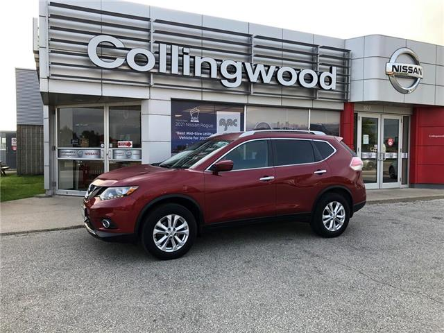 2016 Nissan Rogue SV (Stk: P5044A) in Collingwood - Image 1 of 26