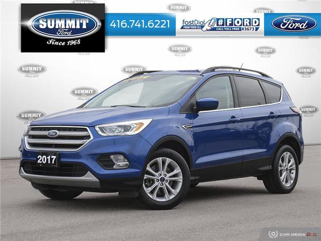 2017 Ford Escape SE (Stk: 21J8852A) in Toronto - Image 1 of 25