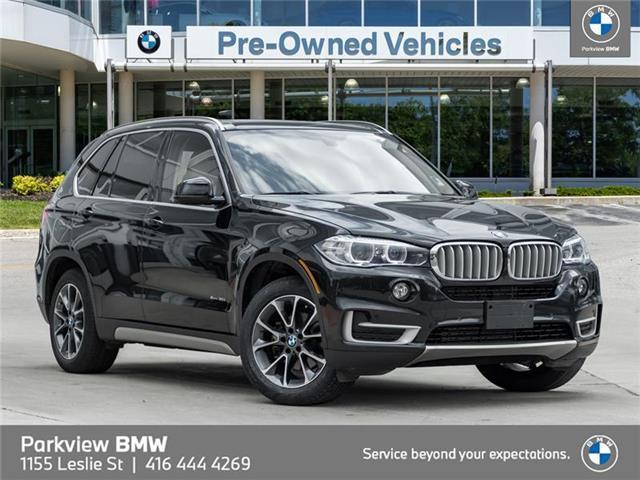 2018 BMW X5 xDrive35i (Stk: 55958A) in Toronto - Image 1 of 24