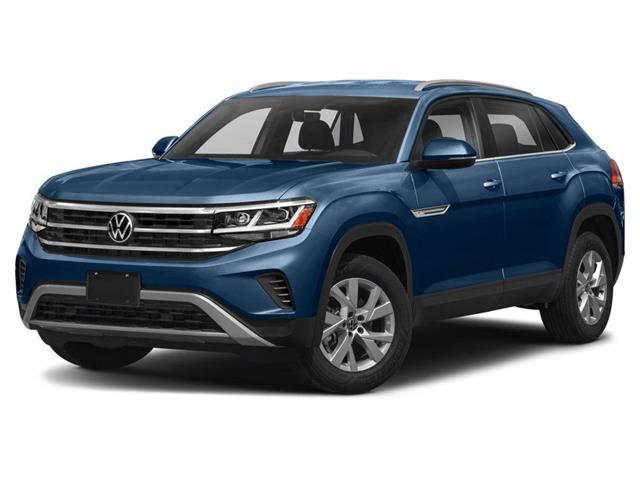 2021 Volkswagen Atlas Cross Sport 3.6 FSI Comfortline (Stk: AC21038) in Sault Ste. Marie - Image 1 of 9