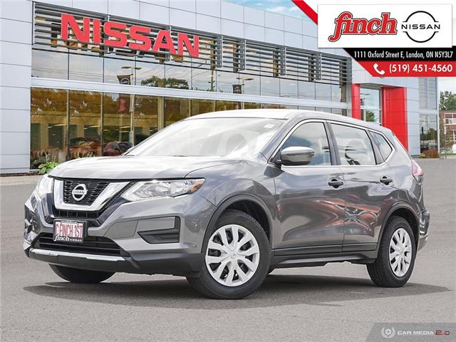 2017 Nissan Rogue S (Stk: 16093-M) in London - Image 1 of 27
