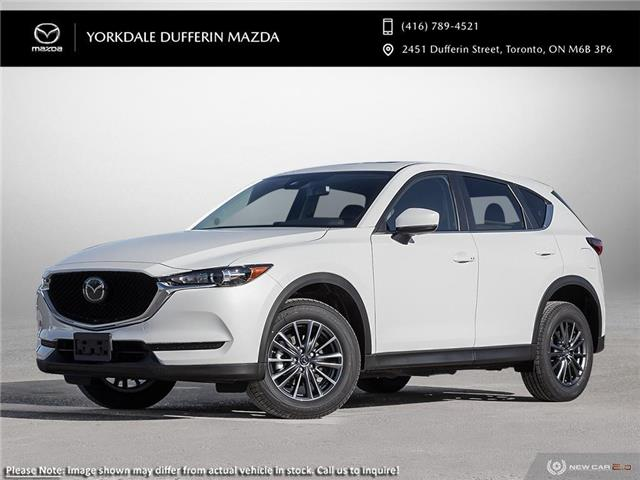 2021 Mazda CX-5 GS (Stk: 211336) in Toronto - Image 1 of 23