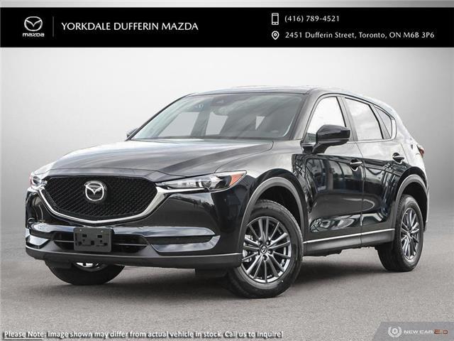 2021 Mazda CX-5 GS (Stk: 211339) in Toronto - Image 1 of 23