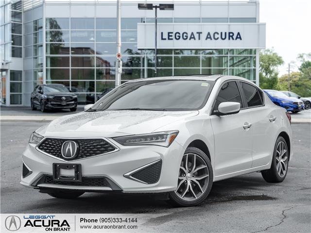 2021 Acura ILX Premium (Stk: 21191) in Burlington - Image 1 of 23
