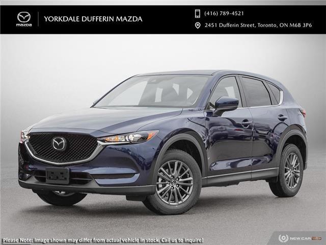 2021 Mazda CX-5 GS (Stk: 211338) in Toronto - Image 1 of 23