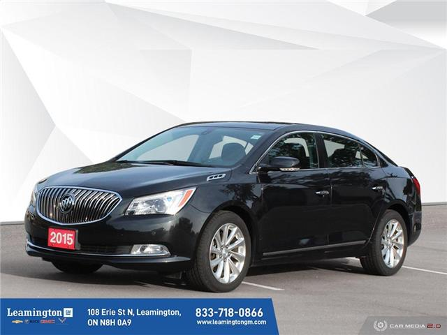 2015 Buick LaCrosse Leather (Stk: C1123) in Leamington - Image 1 of 29