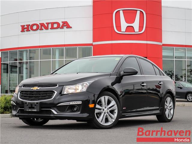 2016 Chevrolet Cruze Limited 2LT (Stk: 3867A) in Ottawa - Image 1 of 27
