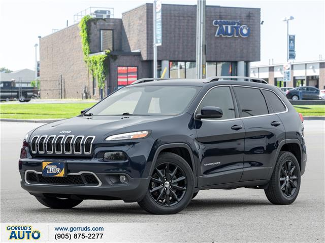 2016 Jeep Cherokee Limited (Stk: 347758) in Milton - Image 1 of 23