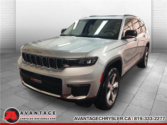 2021 Jeep Grand Cherokee L Limited (Stk: 41187) in La Sarre - Image 1 of 23