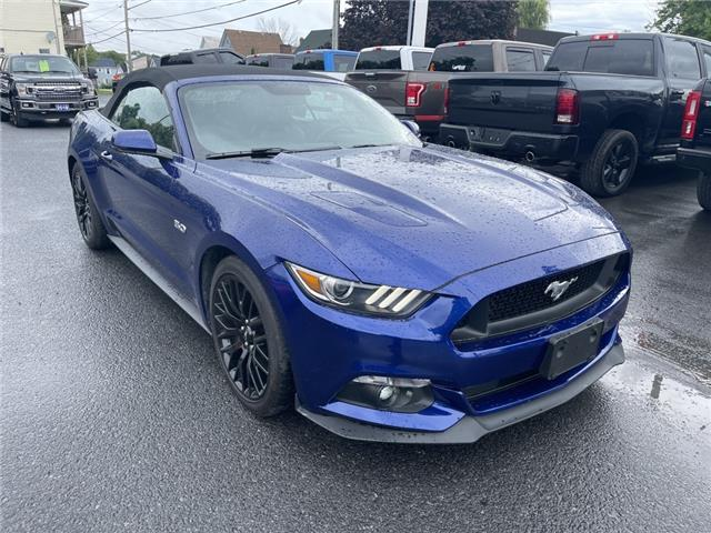 2016 Ford Mustang GT Premium (Stk: J1430A) in Cornwall - Image 1 of 29