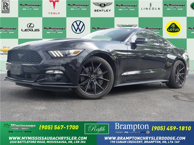 2016 Ford Mustang EcoBoost Premium (Stk: 1463A) in Mississauga - Image 1 of 25