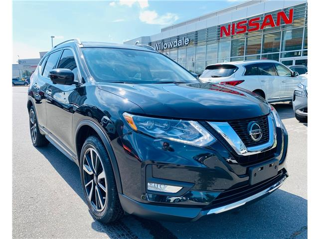 2018 Nissan Rogue SL (Stk: N2200A) in Thornhill - Image 1 of 22