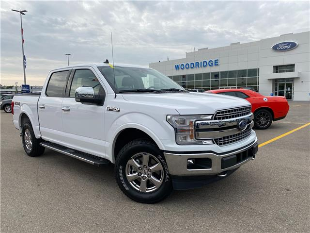 2019 Ford F-150 Lariat (Stk: T30696) in Calgary - Image 1 of 23