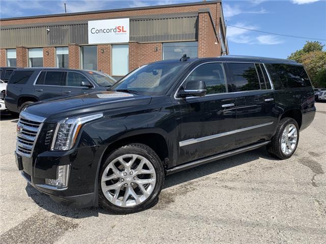 2020 Cadillac Escalade ESV Platinum (Stk: C6402) in Concord - Image 1 of 4