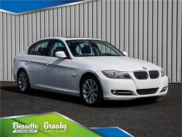 2011 BMW 335i xDrive (Stk: B21-254B) in Cowansville - Image 1 of 32