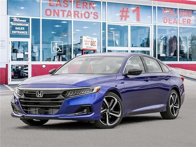 2021 Honda Accord Sport 2.0T (Stk: 349500) in Ottawa - Image 1 of 22