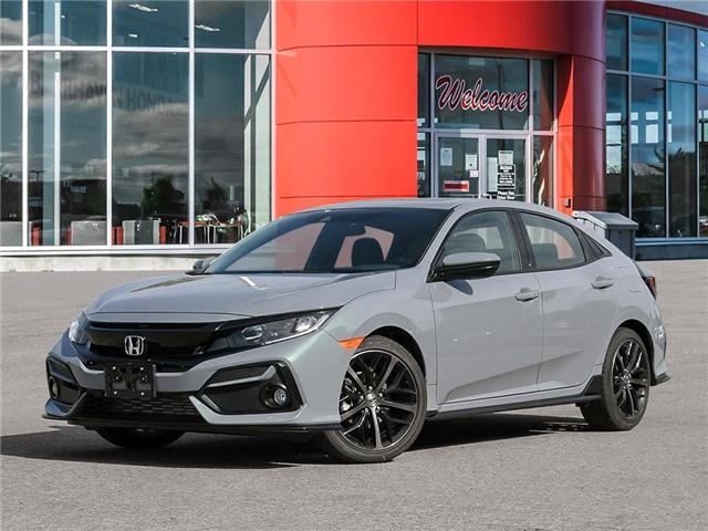 2021 Honda Civic Sport (Stk: 3977) in Ottawa - Image 1 of 23