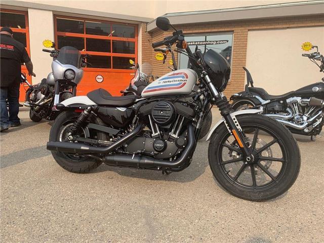 2021 Harley-Davidson XL1200NS - Iron 1200™  (Stk: ) in Saskatoon - Image 1 of 9