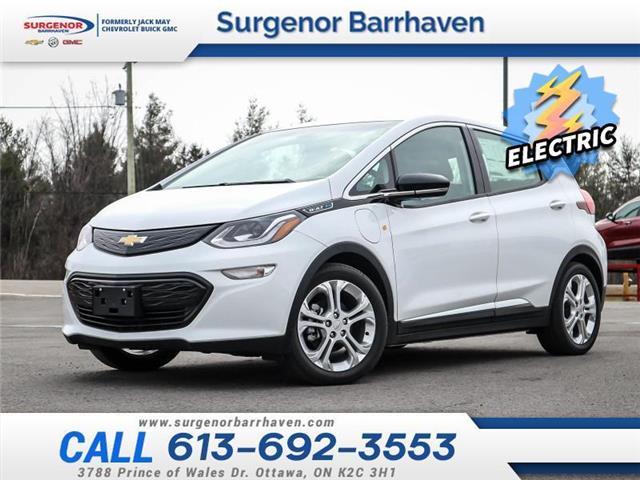 2021 Chevrolet Bolt EV LT (Stk: 210410) in Ottawa - Image 1 of 18