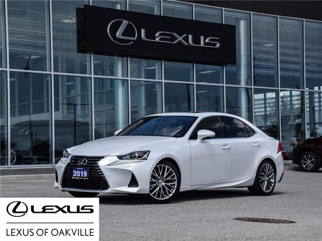 2019 Lexus IS 300 Base (Stk: UC8245) in Oakville - Image 1 of 30