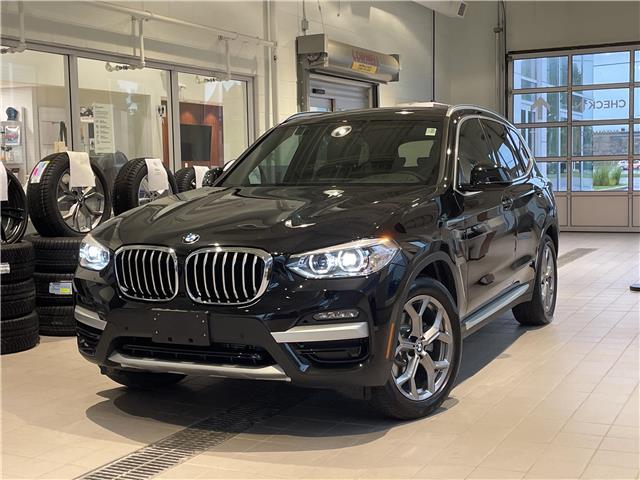 2021 BMW X3 PHEV xDrive30e (Stk: 21178) in Kingston - Image 1 of 15