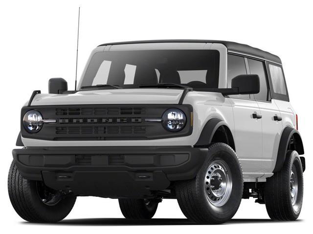 2021 Ford Bronco Outer Banks (Stk: MBB007) in Fort Saskatchewan - Image 1 of 3