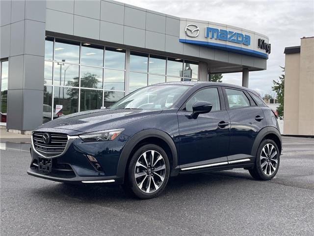 2019 Mazda CX-3 GT (Stk: 21t159a) in Kingston - Image 1 of 17