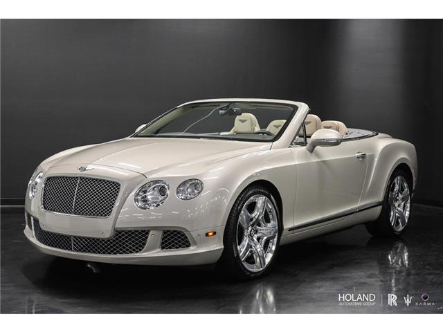2013 Bentley Continental GT C (Stk: SCBGR3) in Montreal - Image 1 of 30