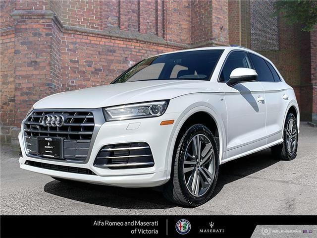2018 Audi Q5 2.0T Progressiv (Stk: 906060) in Victoria - Image 1 of 25