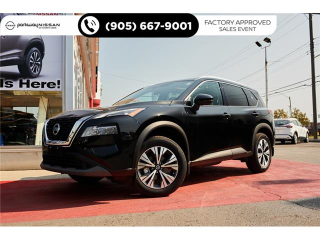 2021 Nissan Rogue SV (Stk: N21513) in Hamilton - Image 1 of 27