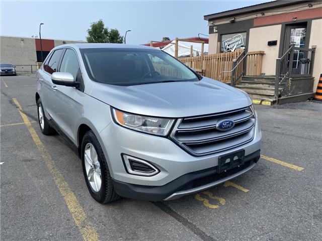 2016 Ford Edge SEL (Stk: ) in Ottawa - Image 1 of 22