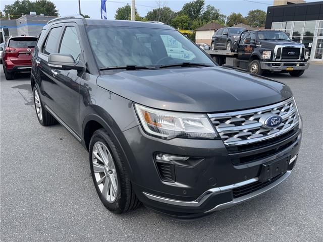 2019 Ford Explorer Limited (Stk: 21213A) in Cornwall - Image 1 of 30