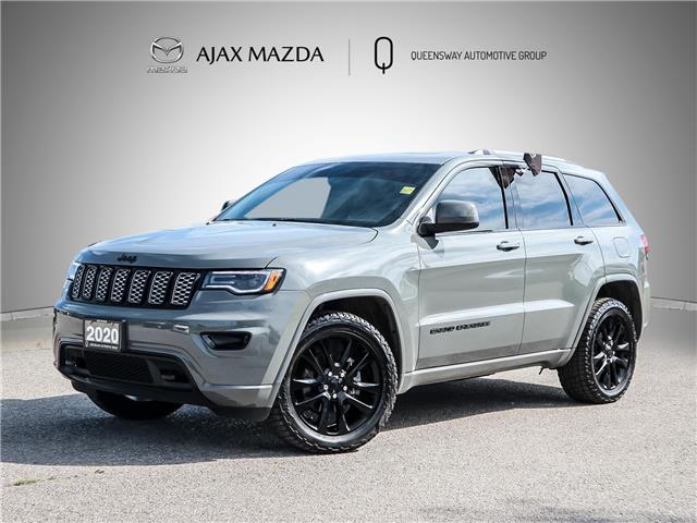2020 Jeep Grand Cherokee Laredo (Stk: 21-1432A) in Ajax - Image 1 of 28