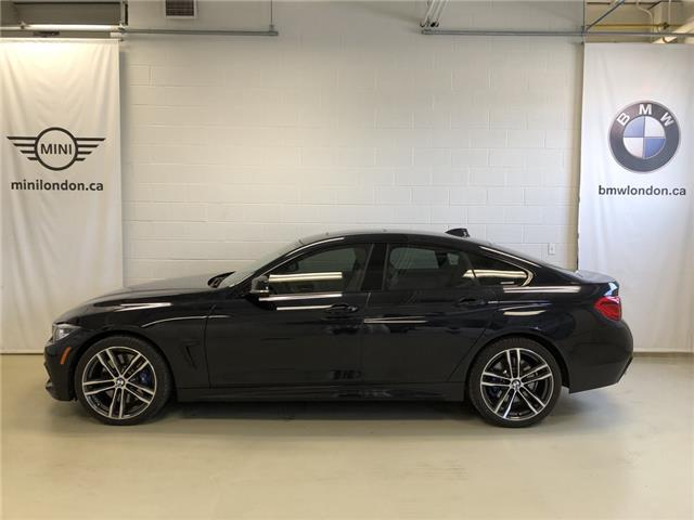 2018 BMW 440i xDrive Gran Coupe (Stk: UPB3046) in London - Image 1 of 19