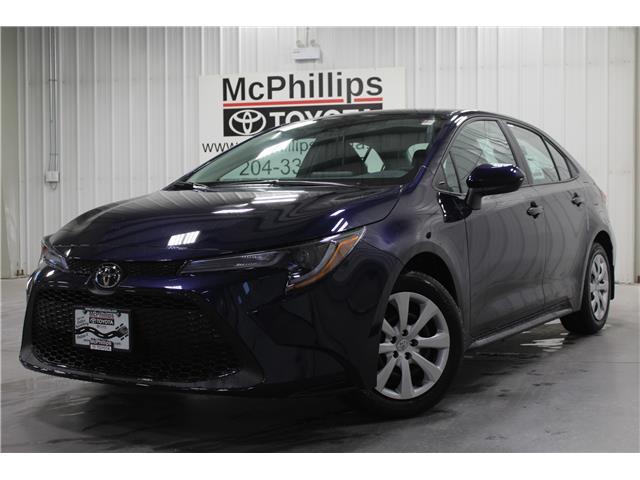2022 Toyota Corolla LE (Stk: P275348) in Winnipeg - Image 1 of 21