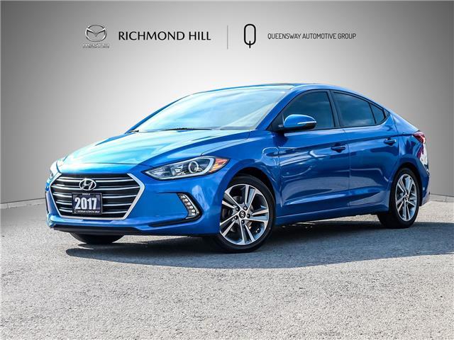 2017 Hyundai Elantra GLS (Stk: P0672) in Richmond Hill - Image 1 of 24