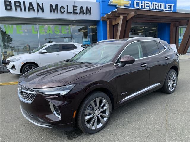 2021 Buick Envision Avenir (Stk: M6244-21) in Courtenay - Image 1 of 9