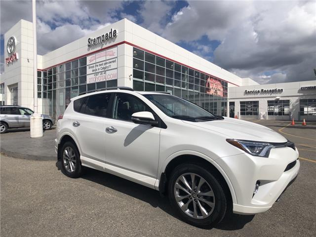 2017 Toyota RAV4 Limited (Stk: 9497A) in Calgary - Image 1 of 27