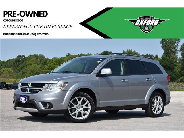 2018 Dodge Journey GT (Stk: 21654A) in London - Image 1 of 26