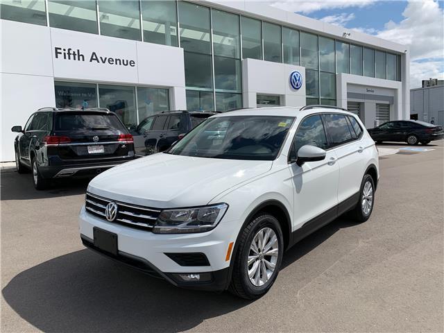 2018 Volkswagen Tiguan Trendline (Stk: 3698) in Calgary - Image 1 of 16