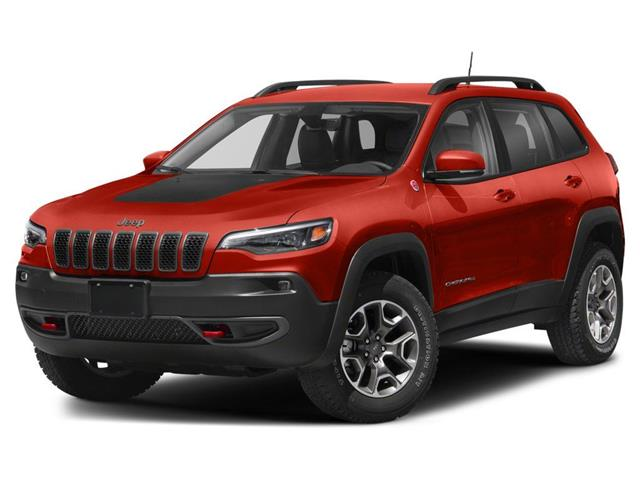 2019 Jeep Cherokee Trailhawk (Stk: N21099A) in Cornwall - Image 1 of 9