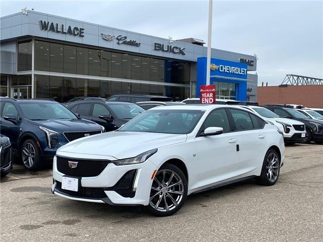 2021 Cadillac CT5 Sport (Stk: 109102) in Milton - Image 1 of 21