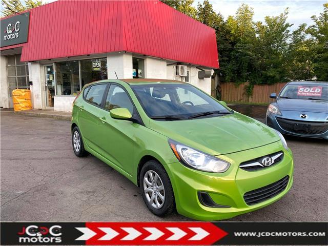 2013 Hyundai Accent L (Stk: ) in Cobourg - Image 1 of 20