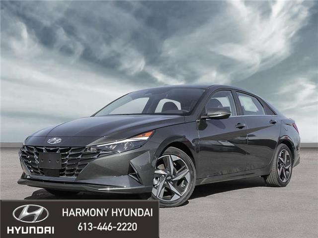 2021 Hyundai Elantra Ultimate w/Two-Tone Interior (Stk: 21304) in Rockland - Image 1 of 23