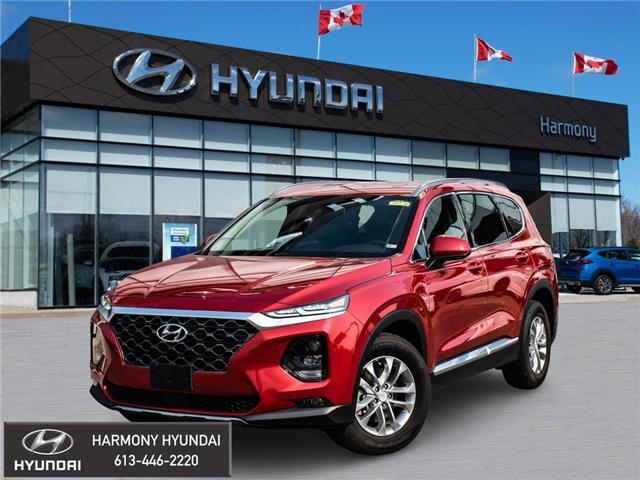 2020 Hyundai Santa Fe Essential 2.4  w/Safety Package (Stk: 21153a) in Rockland - Image 1 of 28