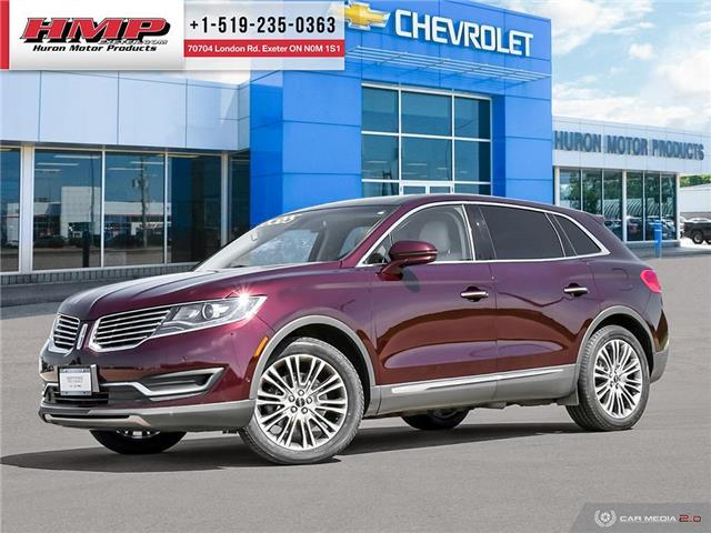 2018 Lincoln MKX Reserve (Stk: 91407) in Exeter - Image 1 of 27