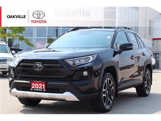 2021 Toyota RAV4 Trail (Stk: LP2458) in Oakville - Image 1 of 18