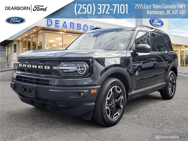 2021 Ford Bronco Sport Outer Banks (Stk: CM312) in Kamloops - Image 1 of 26